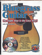 Bluegrass Guitar The Right Way is the Easy Way Volume 4