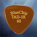 Bluechip TAD3R (Large Triangular Rounded) Flatpick